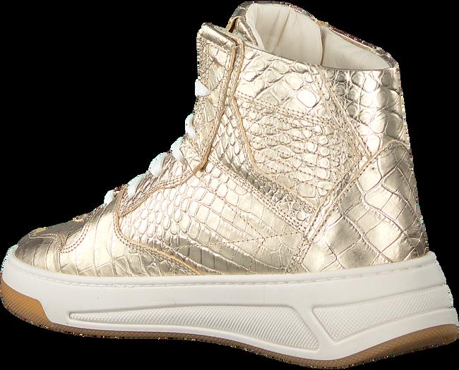 Gouden NOTRE-V Hoge sneaker 00-400  - large