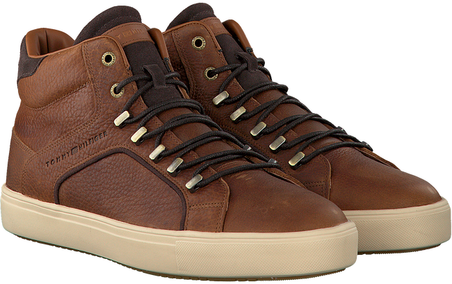 Cognac TOMMY HILFIGER Sneakers MOON 3A2  - large