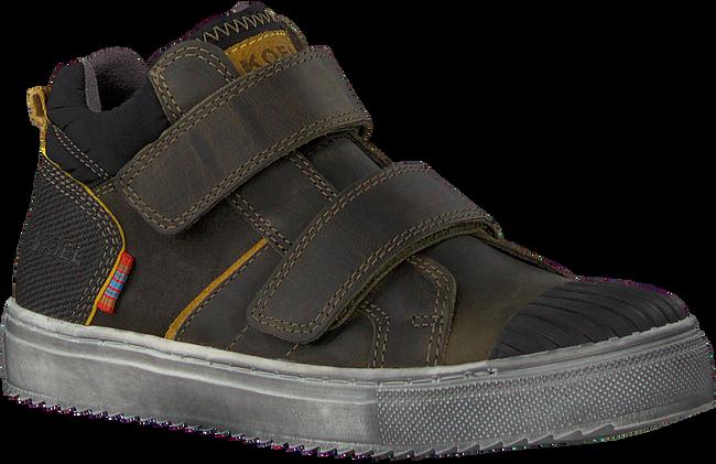 Groene KOEL4KIDS Hoge sneakers KO904-AL-03  - large