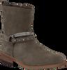 Grijze CLIC! Lange laarzen 9246  - small