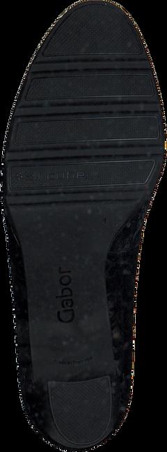 Zwarte GABOR Pumps 100 - large