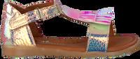 Zilveren JOCHIE & FREAKS Sandalen 20762/20782  - medium