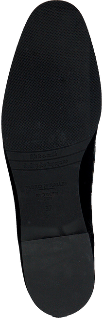 Zwarte PEDRO MIRALLES Loafers 24050 - large