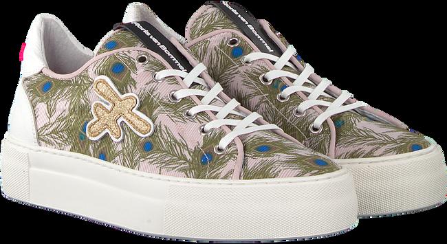 Roze FLORIS VAN BOMMEL Sneakers 85267  - large