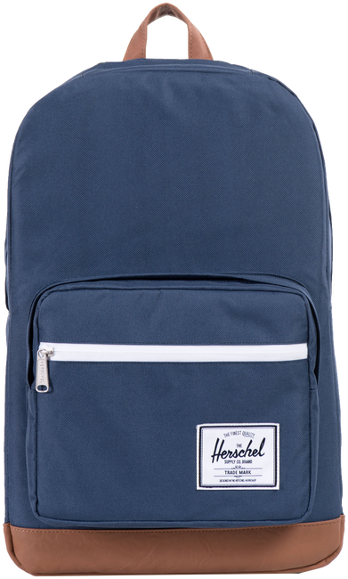 Blauwe HERSCHEL Rugtas POP QUIZ - large