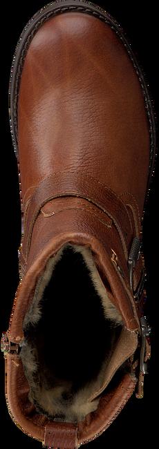 Cognac BRUNOTTI Biker boots MARCIANA MID  - large