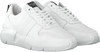 Witte NUBIKK Lage sneakers LUCY MAY  - small