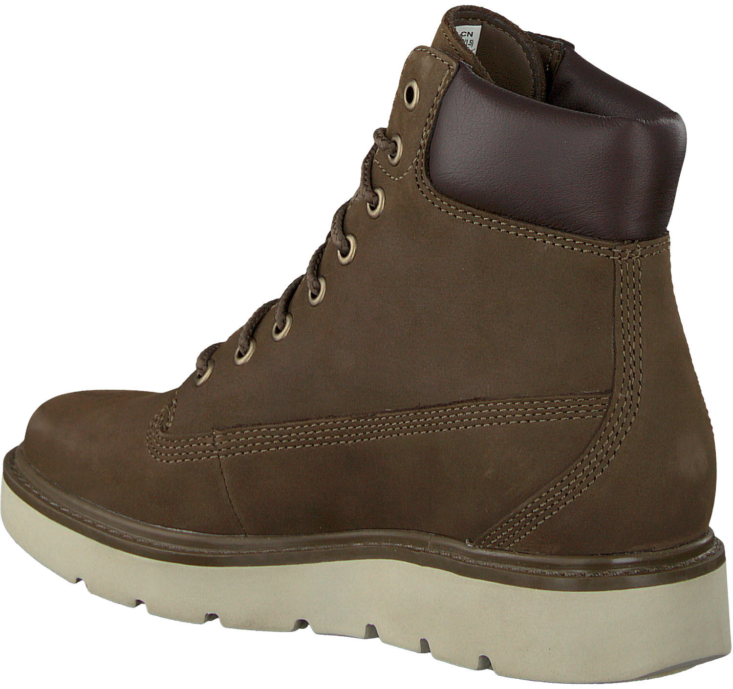 Groene TIMBERLAND Veterboots KENNISTON 6IN LACE UP Omoda.nl