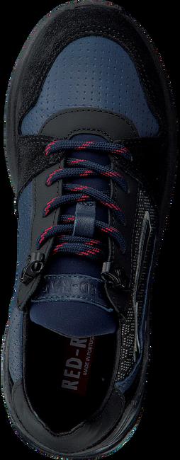 Blauwe RED-RAG Sneakers 13399  - large