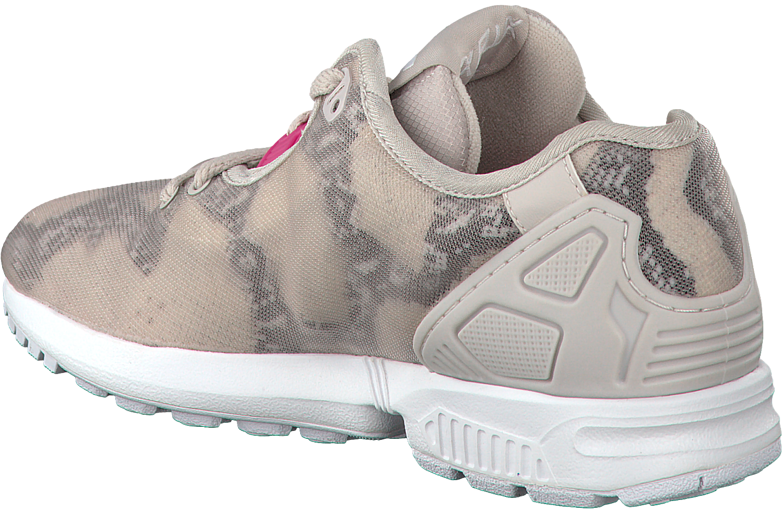 35725a34b67 Grijze ADIDAS Sneakers ZX FLUX DAMES. ADIDAS. -75%. Previous
