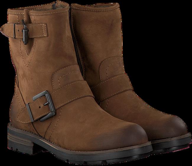 Bruine OMODA Biker boots 8525  - large