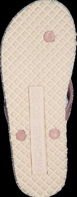 Roze MICHAEL KORS Slippers MK FLIP FLOP  - large