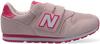Roze NEW BALANCE Lage sneakers YV373/IV373  - small