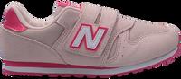 Roze NEW BALANCE Lage sneakers YV373/IV373  - medium