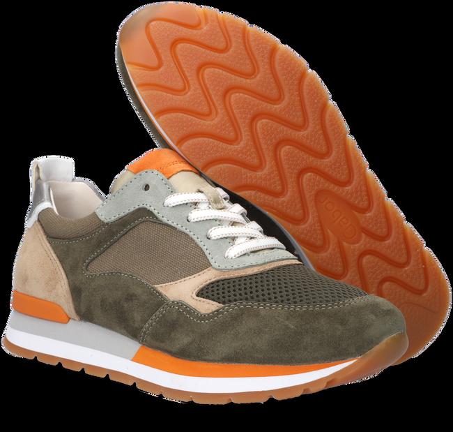 Groene GABOR Lage sneakers 365 - large