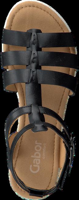 Zwarte GABOR Sandalen 744 - large