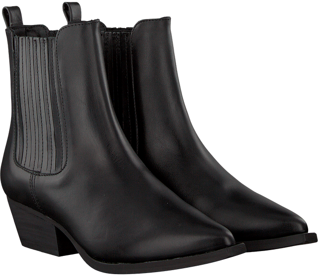 Zwarte DEABUSED Chelsea boots 7276 - large