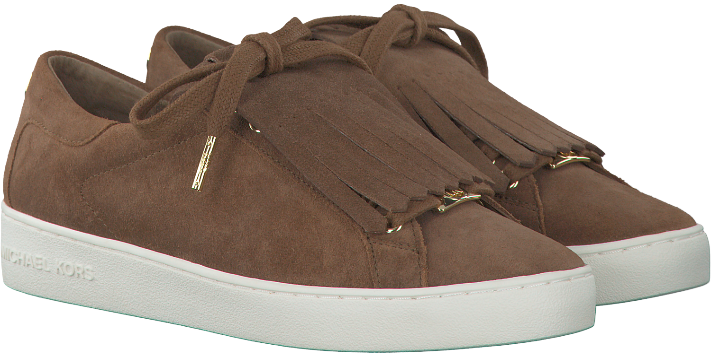 Bruine MICHAEL KORS Sneakers KEATON KILTIE SNEAKER Omoda.nl