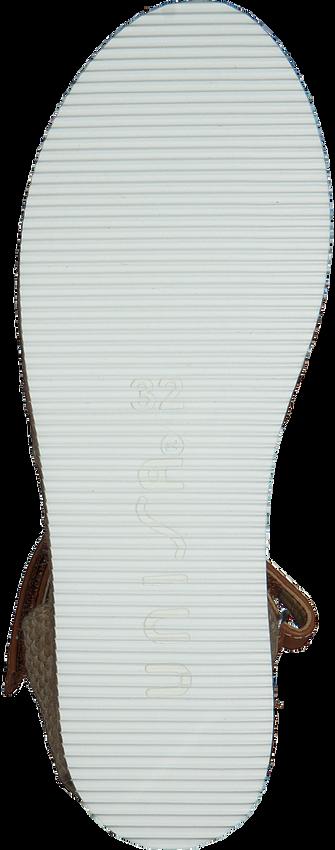 Zilveren UNISA Espadrilles YADIRA  - larger