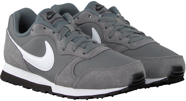 Grijze NIKE Sneakers MD RUNNER JONGENS  - large