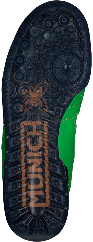 Groene MUNICH Sneakers G3 VELCRO - larger