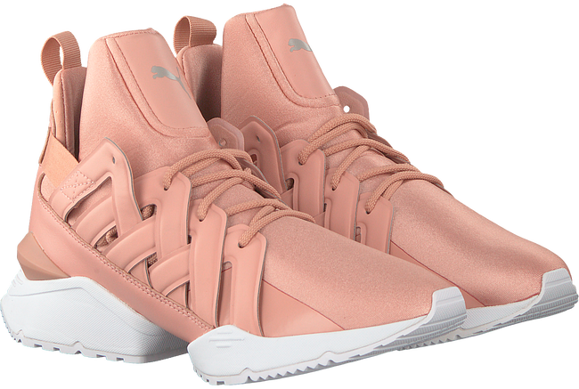 Roze PUMA Sneakers MUSE ECHO SATIN WMN  - large