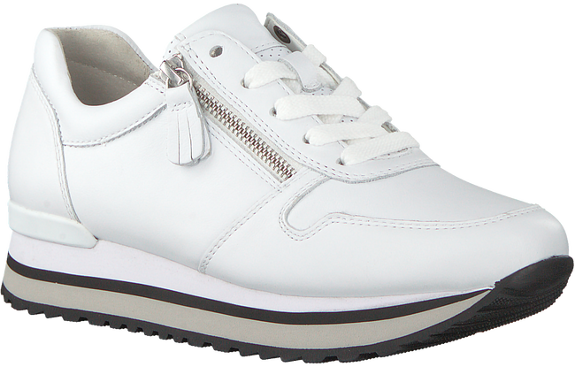 Witte GABOR Sneakers 448 - large