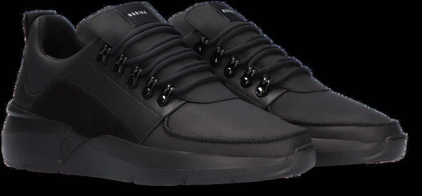Zwarte NUBIKK Lage sneakers ROQUE ROYAL HEREN - larger