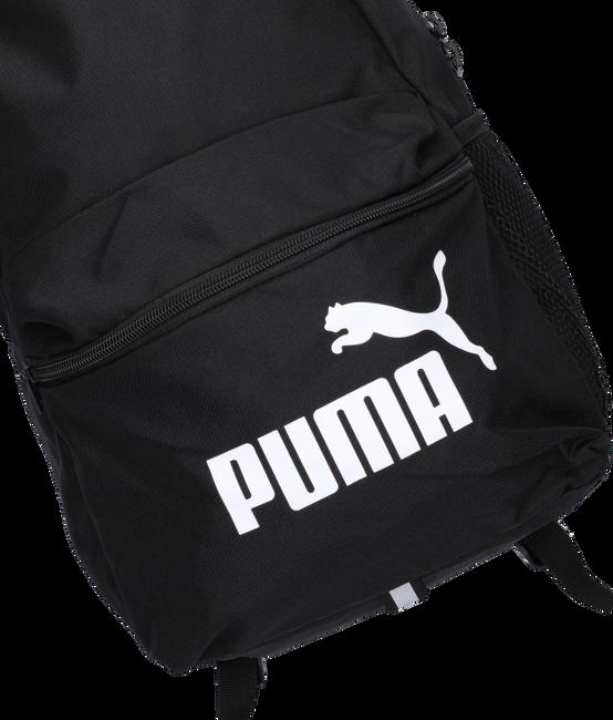 Zwarte PUMA Rugtas PHASE SMALL BACKPACK  - large