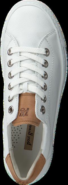 Witte PAUL GREEN Lage sneakers 4741  - large