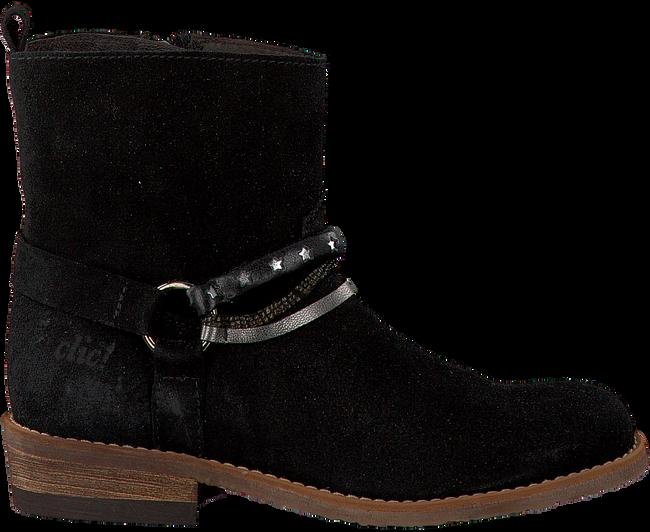 Zwarte CLIC! Lange laarzen 9246  - large