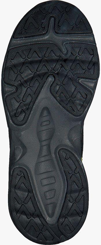 Zwarte BRAQEEZ Lage sneakers FINN FIT  - larger