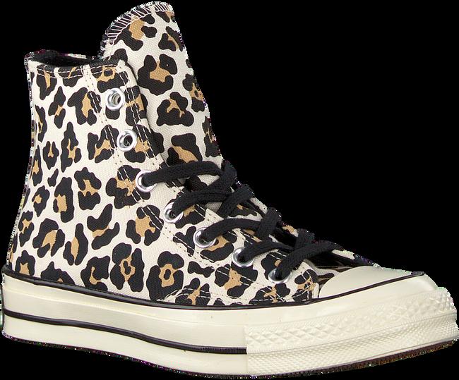 Taupe CONVERSE Sneakers CHUCK 70 HI DRIFTWOOD MULTI/LI  - large