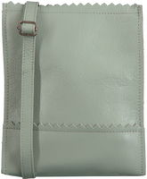 Groene MYOMY Schoudertas MY PAPER BAG BAGGY MEDIUM  - medium