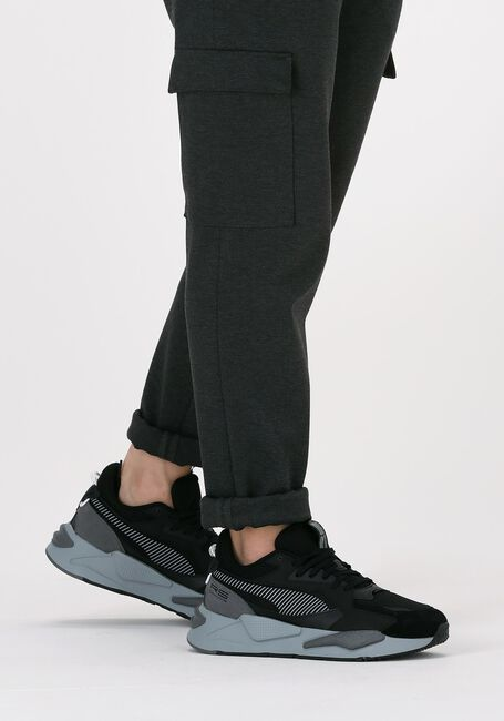 Zwarte PUMA Lage sneakers RSZ COLLEGE  - large