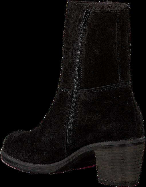 Zwarte OMODA Lange laarzen 8365  - large