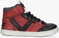 Rode SHOESME Hoge sneaker UR21W047  - medium