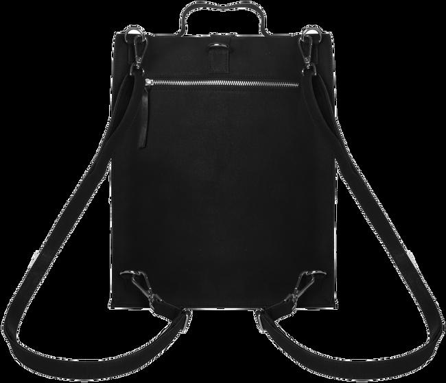 Zwarte LAAUW Laptoptas LAPTOP NINE STREETS - large