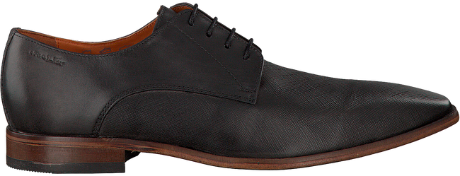 Grijze VAN LIER Nette schoenen 6030 - large