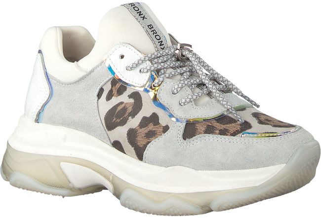 Witte BRONX Sneakers BBAISLEYX  - large