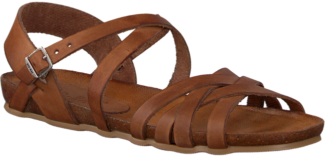 Cognac RED-RAG Sandalen 79144  - large