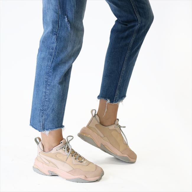 Beige PUMA Sneakers THUNDER DESERT - large