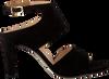 Zwarte UNISA Sandalen SABRA  - small
