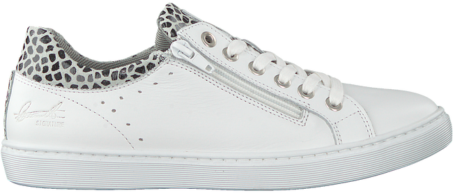 Witte BULLBOXER Lage sneakers AHM024  - large