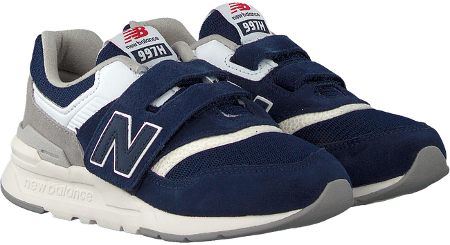 Blauwe NEW BALANCE Sneakers PZ997 M  - large