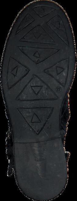Zwarte MJUS Biker boots 971237 SOLE PAL - large