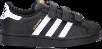 Zwarte ADIDAS Sneakers SUPERSTAR CF C  - medium