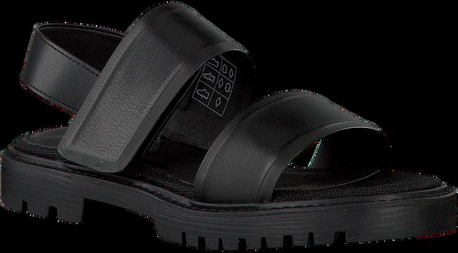Zwarte G-STAR RAW Sandalen CORE STRAP FLAT DAMES  - large