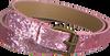 Roze LE BIG Riem SANDRA BELT  - small