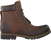 Cognac TIMBERLAND Enkelboots RUGGED 6 IN PLAIN TOE WP  - medium